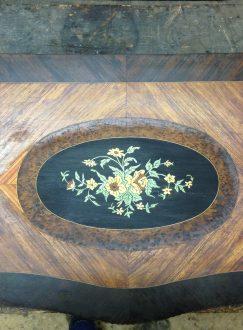 artisan restauration meuble marqueterie