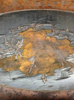 artisan restauration meuble marqueterie abimée
